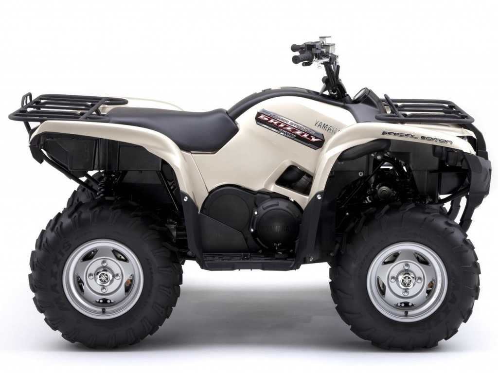 Фото квадроцикла Yamaha Grizzly 700 EPS