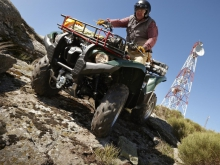 Фото Yamaha Grizzly 700 EPS  №6